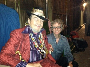 Dr John and Hickox