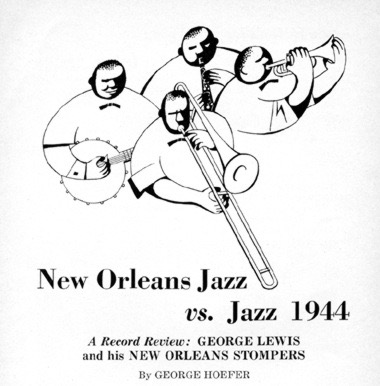 New Orleans Jazz - Featheringill