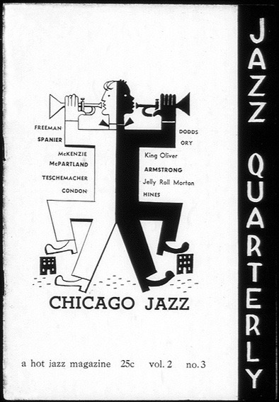 jazz quarterly - featheringill
