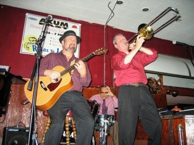 Medicine Ball Band w John B - 1