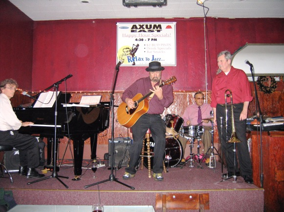 Medicine Ball Band w John B - 4